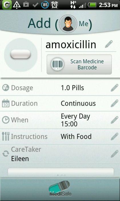 add meds
